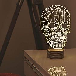 Lámpara Skull Studio cheha–BULBING