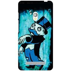 Asus Zenfone 5 A501CG - Artful Matte Finish Phone Cover