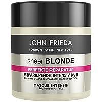 John Frieda Sheer Blonde Hi-Impact Riparatrice Intensiva della Kur, Confezione da  (2X 150ML)