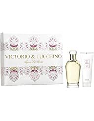 Victorio & Lucchino Agua Rocio Set d'Eau de Toilette + Lotion Corporelle + Trousse