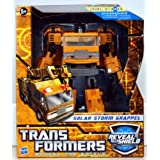 Transformers Voyager - Reveal the Shield - Level 3 - SOLAR STORM GRAPPEL