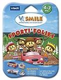 Vtech–Cartouche de Spiel v. Smile (Motion) sporti-folies–84005