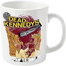 Plastic Head Dead Kennedys Kill the Poor Mug, White