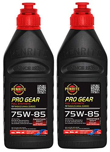 Penrite PRO Gear 75W-85 GL4 Olio Completamente Sintetico, 2 Lit