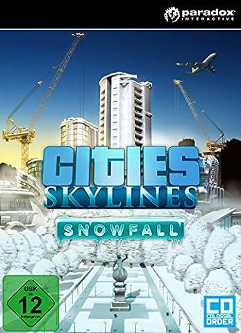 Cities: Skylines - Snowfall [PC/Mac Code - Steam]