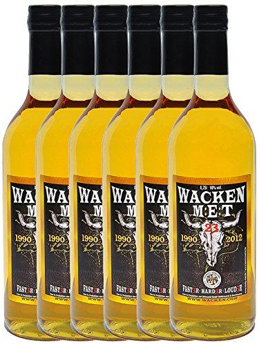 Wacken Met 6 x 0,75 Liter