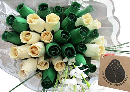 The Original Wooden Rose - Blumensträuße