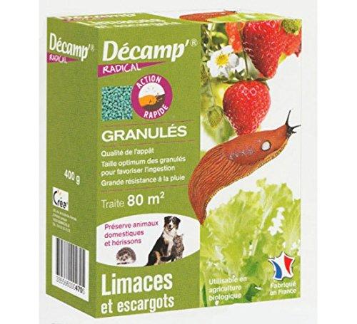 Granulés anti-limaces