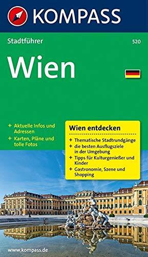 Wien: Stadtführer (KOMPASS-Stadtführer, Band 520)