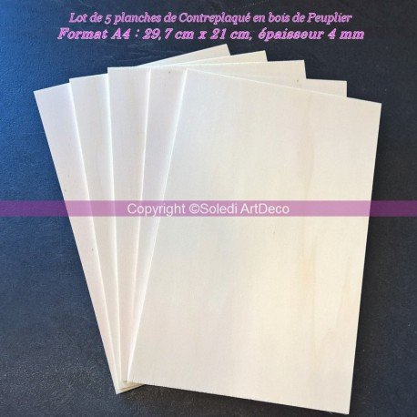-juego-de-5-tablas-de-madera-de-alamo-formato-a4-placa-contrachapado-plein-epais-4-mm