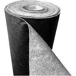 "180 g/m² - Unkrautvlies bzw. Unkrautschutzvlies ""Premium Plus"" ((L) 25 m x (B) 1,0 m x (H) 1,5 mm)"