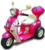 Elektro Kinder ROLLER scooter Motorrad Auto