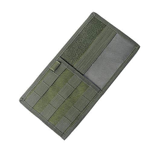 MOGOI Auto Sonnenblende Organizer, Autoinnenausstattung Pocket Tactical Storage Holder Pouch Bag Für Registrierung, Versicherung, Stift, Dokumente, Frei Tissue Box Holder. (Box Rv Storage)