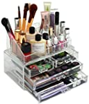 GlamBox Crystal Clear MakeUp Organise...