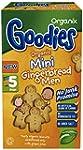 Organix Organic Goodies Mini Gingerbr...
