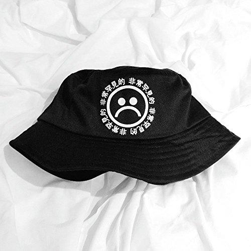 AnarchyCo Hombre Sad Boys Gorro De Pescador Sombrero Bucket ... 4695596aca9