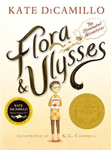 Flora & Ulysses: The Illuminated Adventures by Kate DiCamillo (2013-10-03)