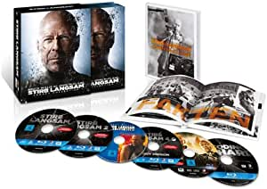Stirb Langsam 1-5 Legacy Collection (Limited Edition exklusiv bei Amazon.de) [Blu-ray]