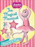 Magical Mousical Press Out Sticker Activity (Angelina Ballerina)