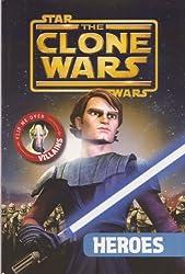 The Clone Wars Flip Book Heroes & Villans (Star Wars)