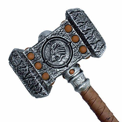 Doomhammer von Thrall aus WOW als Polsterwaffe