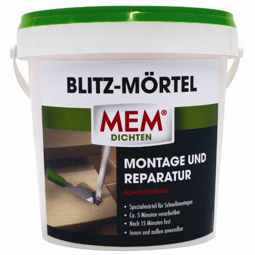 MEM 500342 Blitz-Mörtel 1 kg