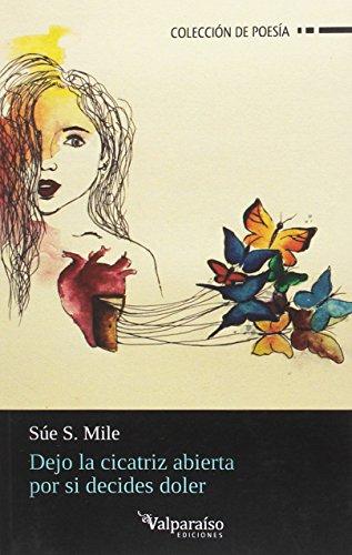 Dejo la Cicatriz Abierta por si Decides Doler, Colección de Poesía