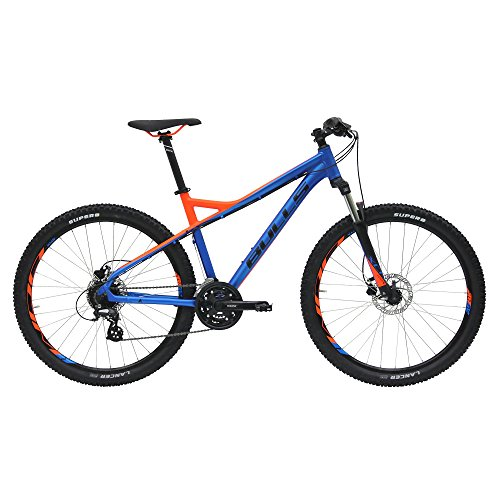 BULLS Sharptail 2 Disc 27,5 Mountainbike Herrenfahrrad 2018 MTB XC Federgabel, Rahmenhöhe:51 cm, Farbe:blau
