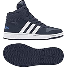 new style 11da8 cd360 adidas Hoops Mid 2.0 K, Chaussures de Fitness Mixte Adulte
