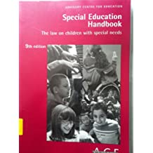 Special Education Handbook: The Law on Children with Special Educational Needs