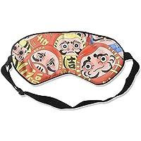 Eye Mask Eyeshade Funny Cartoon Figure Sleep Mask Blindfold Eyepatch Adjustable Head Strap preisvergleich bei billige-tabletten.eu