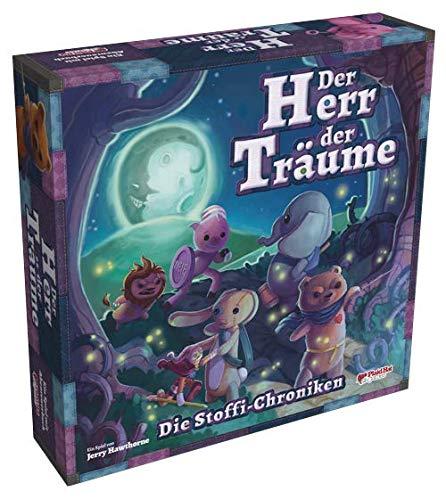 Plaid Hat Games PHGD0027 Der Herr der Träume, Mehrfarbig, bunt -