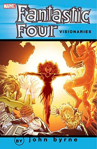 Fantastic Four Visionaries: John Byrne Volume 7 TPB: John Byrne v. 7 (Graphic Novel Pb) by John Byrne (Artist, Author), John Buscema (Artist), Jackson Guice (Artist), (27-Jun-2007) Paperback