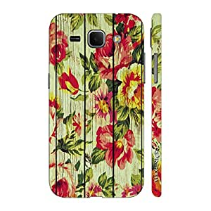 Enthopia Designer Hardshell Case Subtle Blossom Back Cover for Samsung Galaxy Core Plus