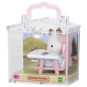 SYLVANIAN FAMILIES- Baby Carry Case Mini muñecas y Accesorios, Multicolor (Epoch para Imaginar 5197)
