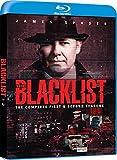 The Blacklist (Seasons 1-2) - 12-Disc Box Set ( ) [ Italienische Import ] (Blu-Ray)