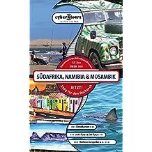 Südafrika, Namibia und Mosambik: KX ASS - Über 100 Abenteuertrips und Budgetadressen