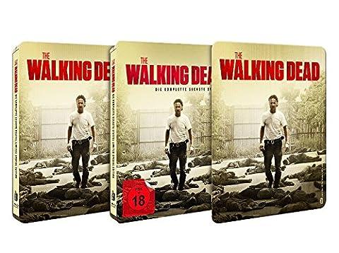 The Walking Dead - Die komplette sechste 6 Staffel -