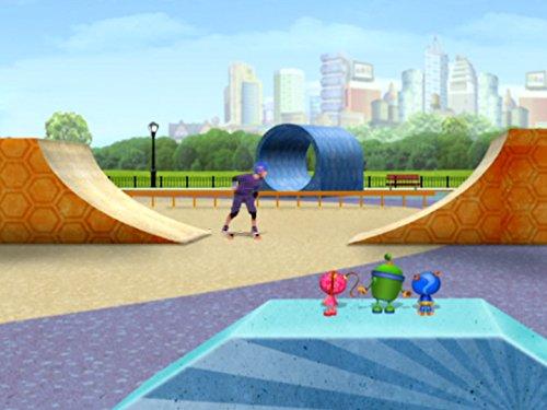 Der Junge mit dem Drachen-Skateboard (Geo Tv)