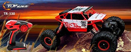 Top Race tr-1302,4GHz Batterien, Fernbedienung, Rock Crawler/Monster Truck 4WD/Off Road, Fahrzeug Spielzeug - 5