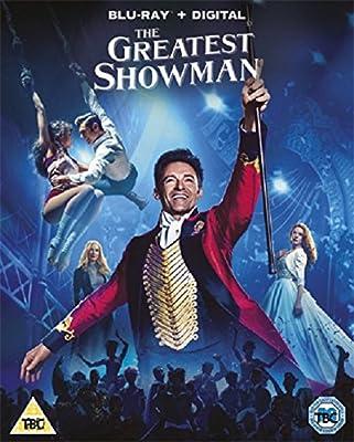 The Greatest Showman [Blu-ray + Digital Download] [2017]
