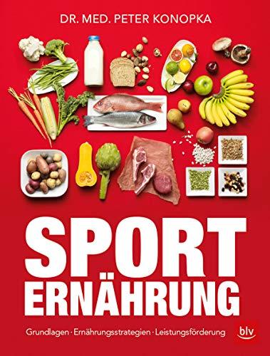 Sporternährung: Grundlagen · Ernährungsstrategien · Leistungsförderung (BLV)
