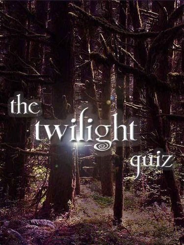 Twilight Series Interactive Games Quiz Book EXPERTS ONLY: 101 Interactive Quizzes for Twilight Series Fans (English Edition) (Twilight Bug)