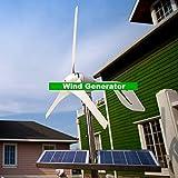 Gowe Hybrid Solar Wind Power Generator; 12