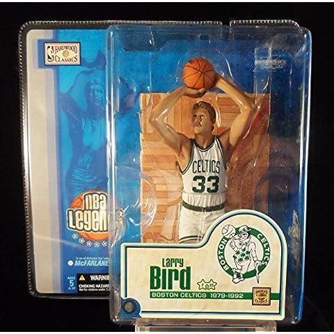 McFarlane NBA Legends Series 1 Larry Bird Boston Celtics White