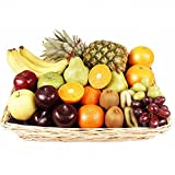 JAMAICA FRUIT BASKET - Delicious and Healthy Fresh Fruit Hampers Gifts by Eden4fruit