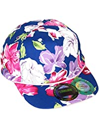 SnapBack Cap Co - Hawaiian Print 6 Panel Snapback Cap - Style - Hawaii SC002
