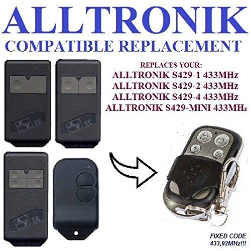 ALLTRONIK kompatibel handsender / klone TR-179