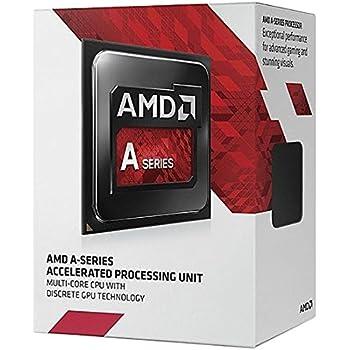 AMD FM2+ A8-7600 3,1GHz Box Processore, Nero