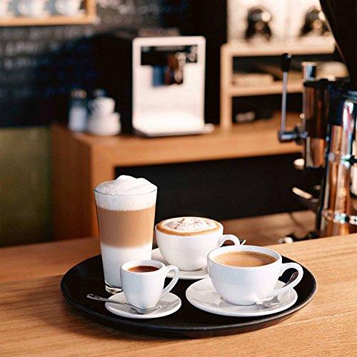 Melitta Ganze Kaffeebohnen, charaktervoll und intensiv mit Nuancen dunkler Schokolade, kräftiger Röstgrad, Stärke 4, Mein Café Dark Roast, 1000 g - 6
